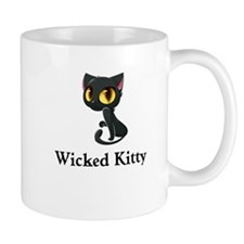 Wicked Kitty Mugs