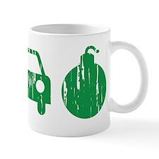Irish Car Bomb Distressed Mugs