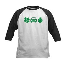 Irish Car Bomb Distressed Baseball Jersey