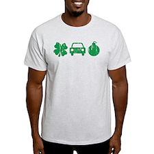 Irish Car Bomb Distressed T-Shirt