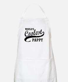 World's Coolest Pappy Apron