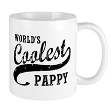 World's Coolest Pappy Mug