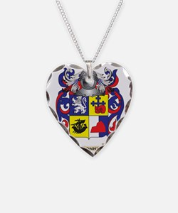 McConnell Coat of Arms - Fami Necklace
