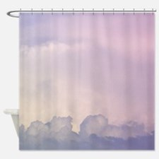 Pink Purple Vintage Sky Clouds Day Time Photo Phot