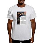 Heimdallr Edda T-Shirt (Ash Grey)