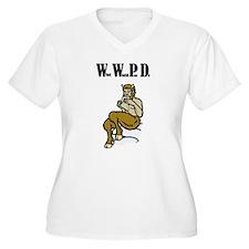 WWPD - What Would Pan Do - T-Shirt