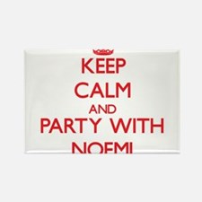 Keep Calm and Party with Noemi Magnets