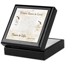 Love  Life Keepsake Box