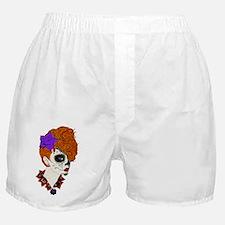 Sugar Skull Beauty Boxer Shorts