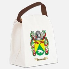 McDonagh Coat of Arms - Family Cr Canvas Lunch Bag