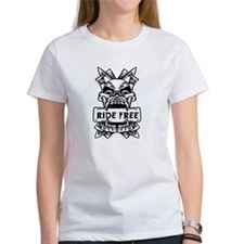 Ride Free Skull T-Shirt