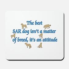 SAR Breed (ver 2) Mousepad