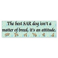 SAR Breed (ver 2) Bumper Sticker