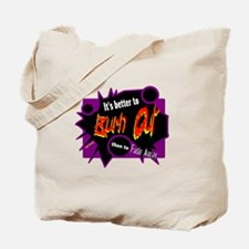 Burn/Fade-Neil Young Tote Bag