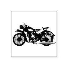 Vintage Motorcycle Sticker