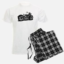 Vintage Motorcycle Pajamas