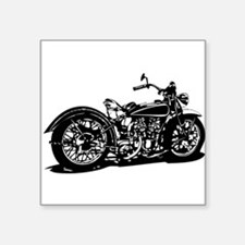 Vintage Motorcycle Sticker