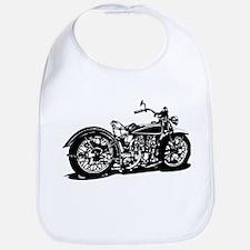 Vintage Motorcycle Bib