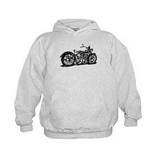 Vintage Motorcycle Hoodie