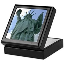 Statue of Liberty - Keepsake Box (original design)