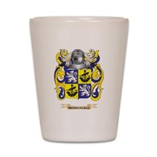 McDougall Coat of Arms - Family Crest Shot Glass