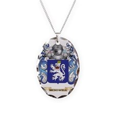McDowell Coat of Arms - Family Necklace