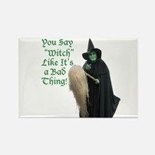 You Say Witch Like Its a Bad Thing! Magnets
