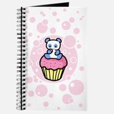 Pink Pandacake Journal