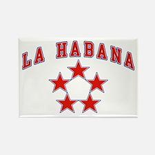 La Habana All Stars Rectangle Magnet