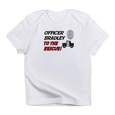 policerescue_Bradley.png Infant T-Shirt
