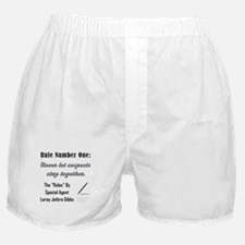 RULE NO. 1 Boxer Shorts