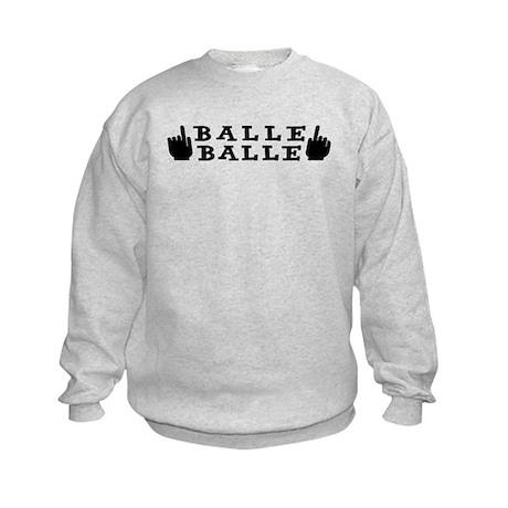 Balle Balle - Kids Sweatshirt