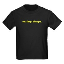 Eat. Sleep. Bhangra. T
