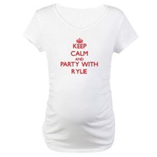 Keep Calm and Party with Rylie Shirt