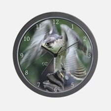 Falconry Wall Clock