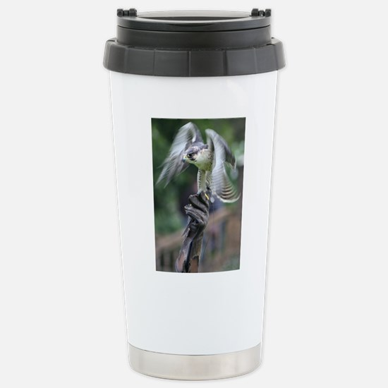 Falconry Travel Mug