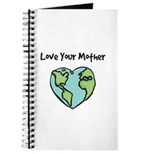 """Love Your Mother"" Journal"
