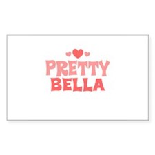 Bella Rectangle Decal