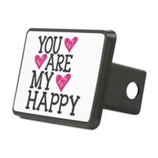 You Are My Happy Love Hitch Cover