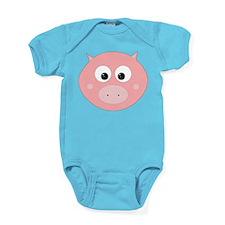 Swiney Baby Bodysuit