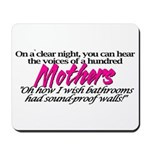 100 Mothers Mousepad