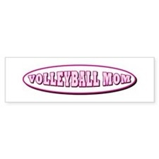 Volleyball Mom Bumper Bumper Sticker