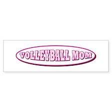 Volleyball Mom Bumper Bumper Stickers