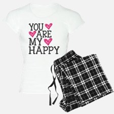 You Are My Happy Love Pajamas