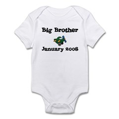 Big Brother January 2008 Infant Creeper