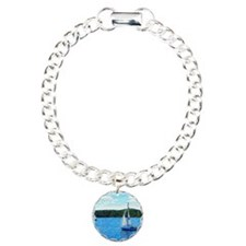 Sailboats In The Summer Bracelet