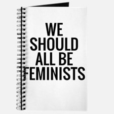 We Should All Be Feminist Journal