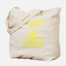 Dancing badly Tote Bag