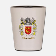 McGill Coat of Arms - Family Crest Shot Glass