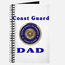 coast guard dad Journal